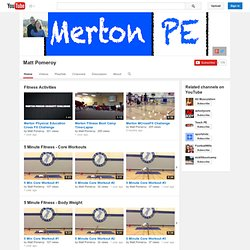 physedpomeroy's Channel