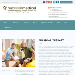Physical Therapy Clinic NYC