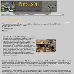 by Scientific Panel Investigating Nine-Eleven, 9/11/2001