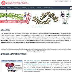 Physiologie et Médecine Expérimentale du cœur et des muscles - PHYMEDEXP - Dystrophine: Thérapies