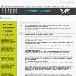 Méthode Busquet - chaînes physiologiques - chaînes musculaires