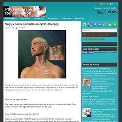Πνευμονογαστρικού νεύρου διέγερση (VNS) θεραπεία ~ Φυσικοθεραπείας και Αποκατάστασης