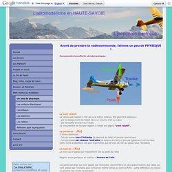 Un peu de physique - aeromodelisme74s jimdo page!