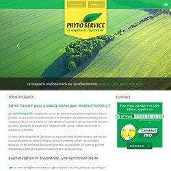 PHYTO SERVICE - Biostimulants