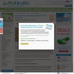 Phytoceramides: Skin Rejuvenation From The Inside Out