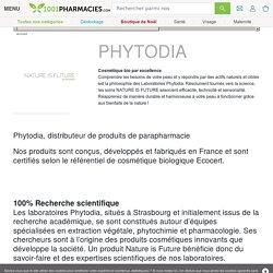 Phytodia - Les produits de parapharmacie Phytodia