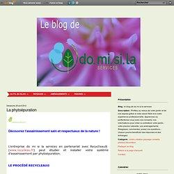 La phytoépuration - le blog de do mi si la services