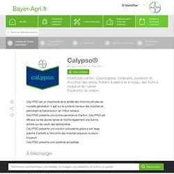 Insecticides Calypso® : Bayer-Agri, traitement phytosanitaire pour la protection des cultures - Calypso®