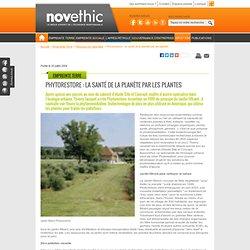 Phytorestore : la santé de la planète par les plantes - Gestion des ressources naturelles - Environnement