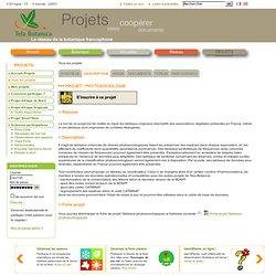 Phytosociologie - Description