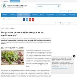 Le pouvoir curatif des plantes