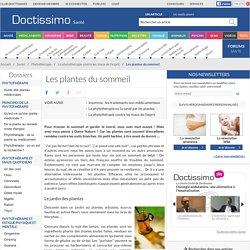 Plantes du sommeil – phytothérapie – Doctissimo
