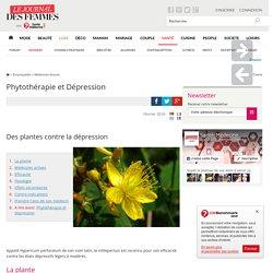 Phytothérapie et Dépression