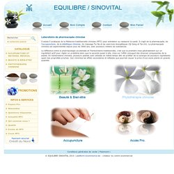 Laboratoire de pharmacopée chinoise - Sino Equilibre : Phytothér