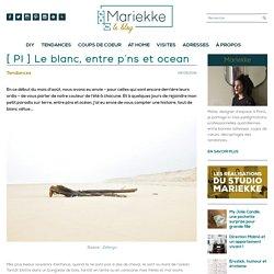 [ PI ] Le blanc, entre pins et océan - Mariekke