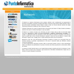 Pi Network (portale madre di WinTricks, MegaLab, TechAssistance ed altri)