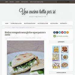 Piadina romagnola senza glutine