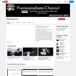 Il canale di PianistaItaliano