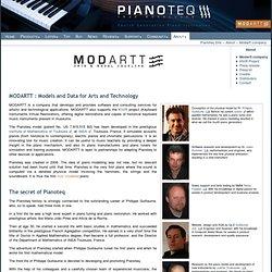 Modartt company