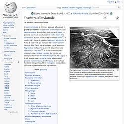 Fonte pianura alluvionale