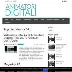 PAGINA WEB DEGLI ANIMATORI DIGITALI 1