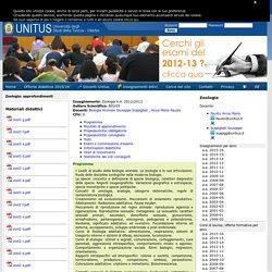 Piattaforma Unica della didattica:Universita' degli studi della Tuscia