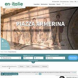 Piazza Armerina Vacances en Sicile - Italie
