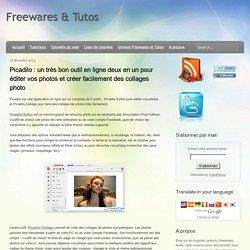 un très bon outil en ligne deux en un pour éditer vos photos et créer facilement des collages photo