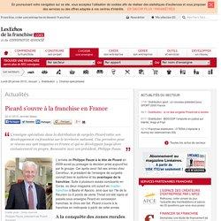 Picard se lance en franchise en France