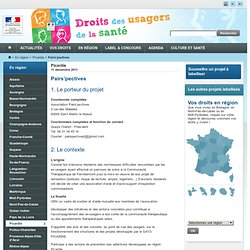 Picardie - En région - Espace droits des usagers - Ministère des Affaires sociales, de la Santé et des Droits des femmes - www.sante.gouv.fr