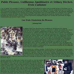 Picasso, Apollinaire et Béchet