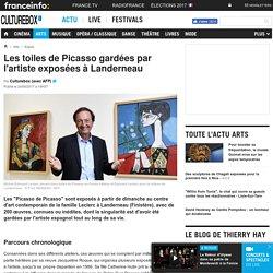 Les toiles de Picasso gardées par l'artiste exposées à Landerneau