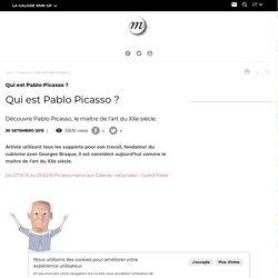 Qui est Pablo Picasso ?