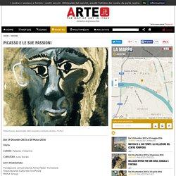Picasso e le sue passioni - Mostra - Pavia - Palazzo Vistarino