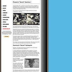 Picasso's Secret Guernica
