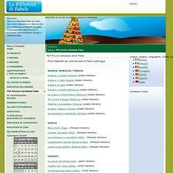 PDF Piccolo Database delle Fiabe