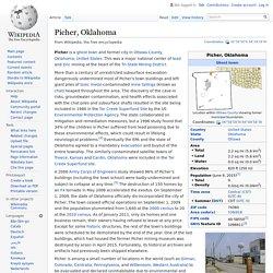 Picher, Oklahoma