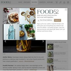 Pickled Asparagus Recipe on Food52