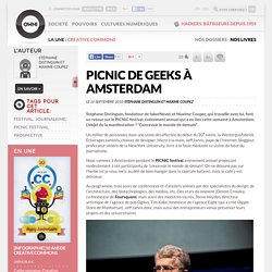 Picnic de geeks à Amsterdam » Article » OWNI, Digital Journalism