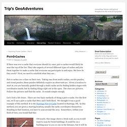 Trip's GeoAdventures