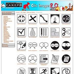 Pictogrammes -Canopé académie de Dijon
