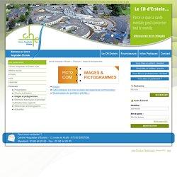 Images et pictogrammes - Centre Hospitalier d'Erstein