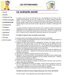 Les Pictogrammes - Le scénario social