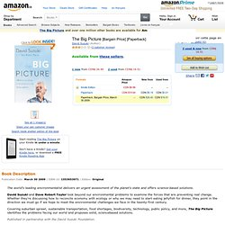 The Big Picture: Amazon.ca: David T Suzuki