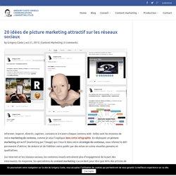 20 idées de picture marketing attractif sur les réseaux sociaux