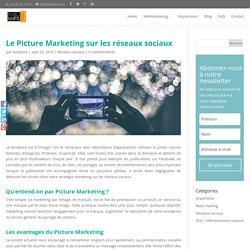 Le Picture Marketingsur les réseaux sociaux