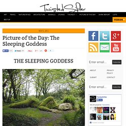 The Sleeping Goddess