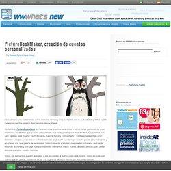 PictureBookMaker, creación de cuentos personalizados