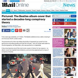 Abbey Road Cover Conspiracies