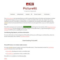 Picturefill